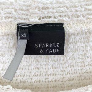 Sparkle & Fade Sweaters - UO Sparkle & Fade Sweater